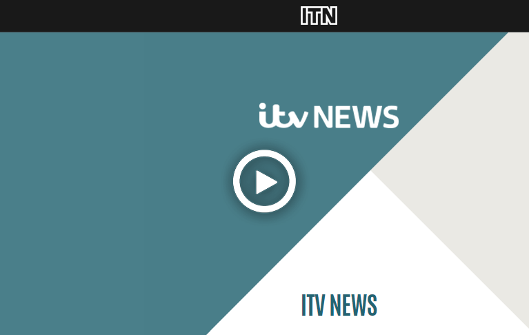ITV News ITN Simon Dale FPV UK Drone Registration